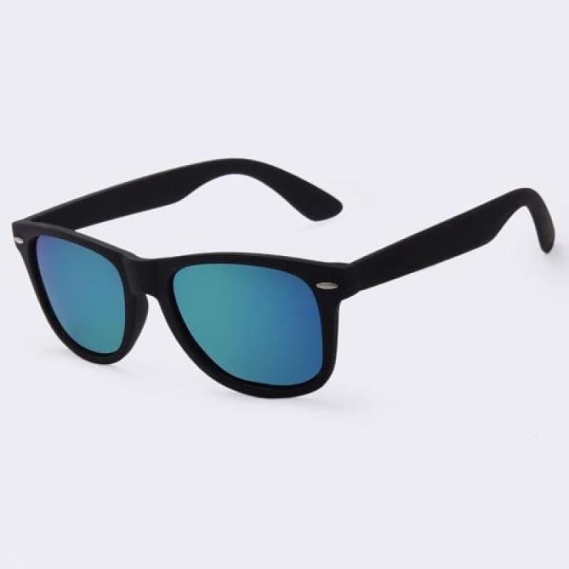 Fashion Polarized Sunglasses - C04Green mirror - Sunglasses