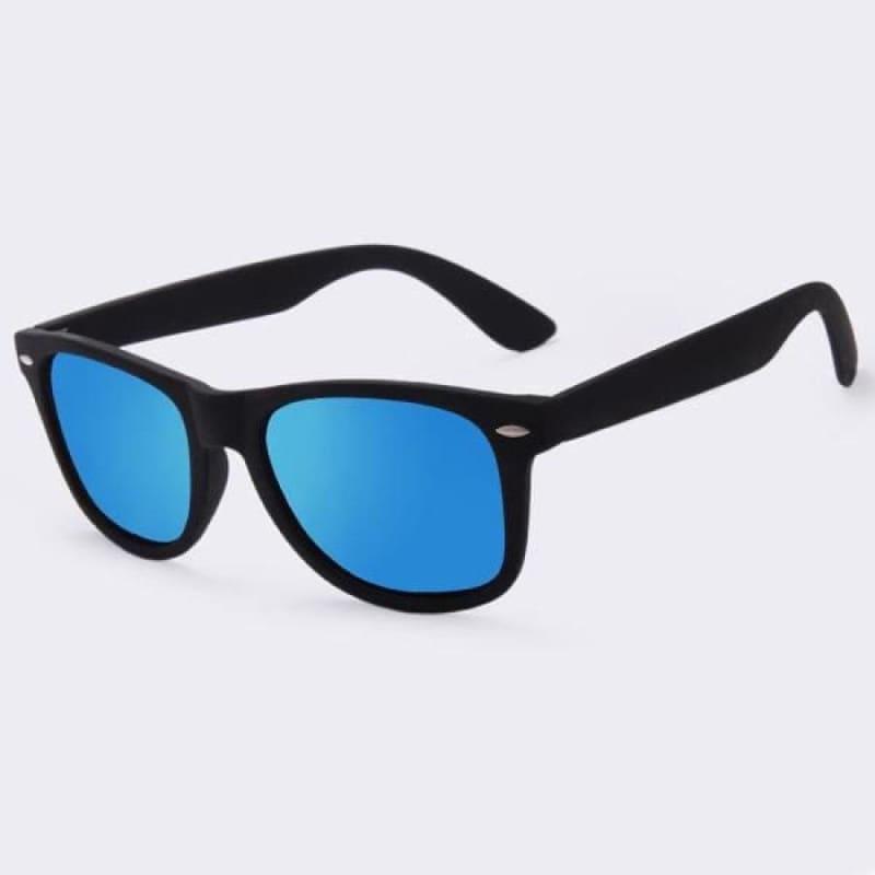 Fashion Polarized Sunglasses - C06Blue mirror - Sunglasses