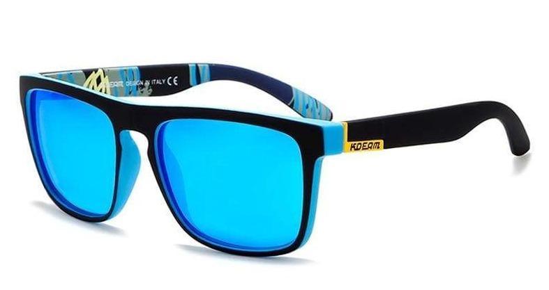 Fashion Unisex Sun Polarized Sunglasses - C1-1 / Polarized With Box - Sunglasses