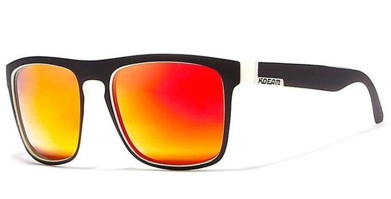 Fashion Unisex Sun Polarized Sunglasses - C18 / Polarized With Box - Sunglasses