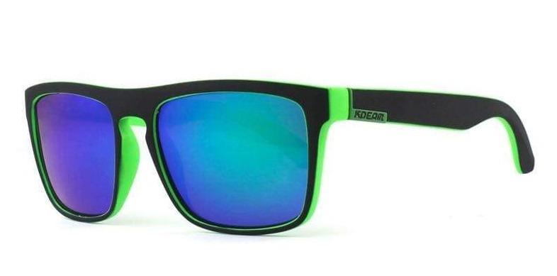 Fashion Unisex Sun Polarized Sunglasses - C6 / Polarized With Box - Sunglasses