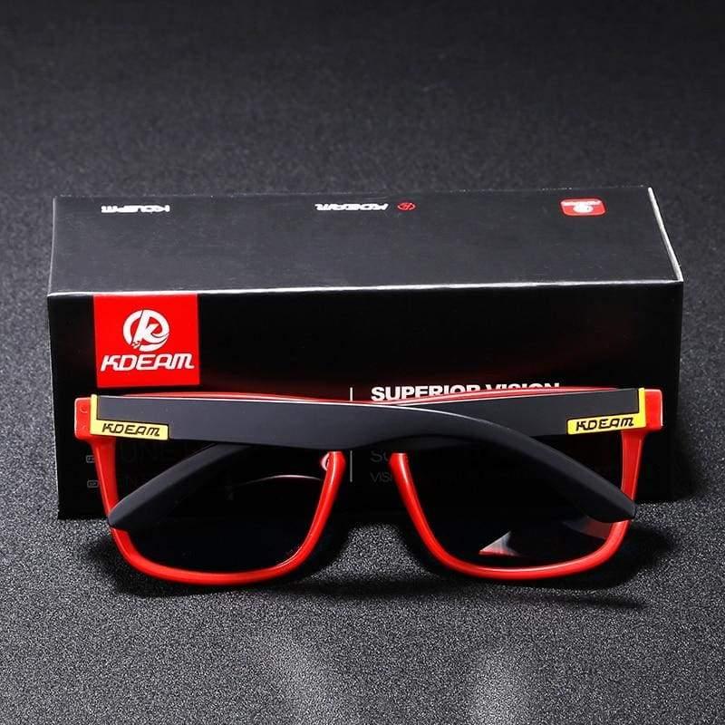 Fashion Unisex Sun Polarized Sunglasses - Sunglasses