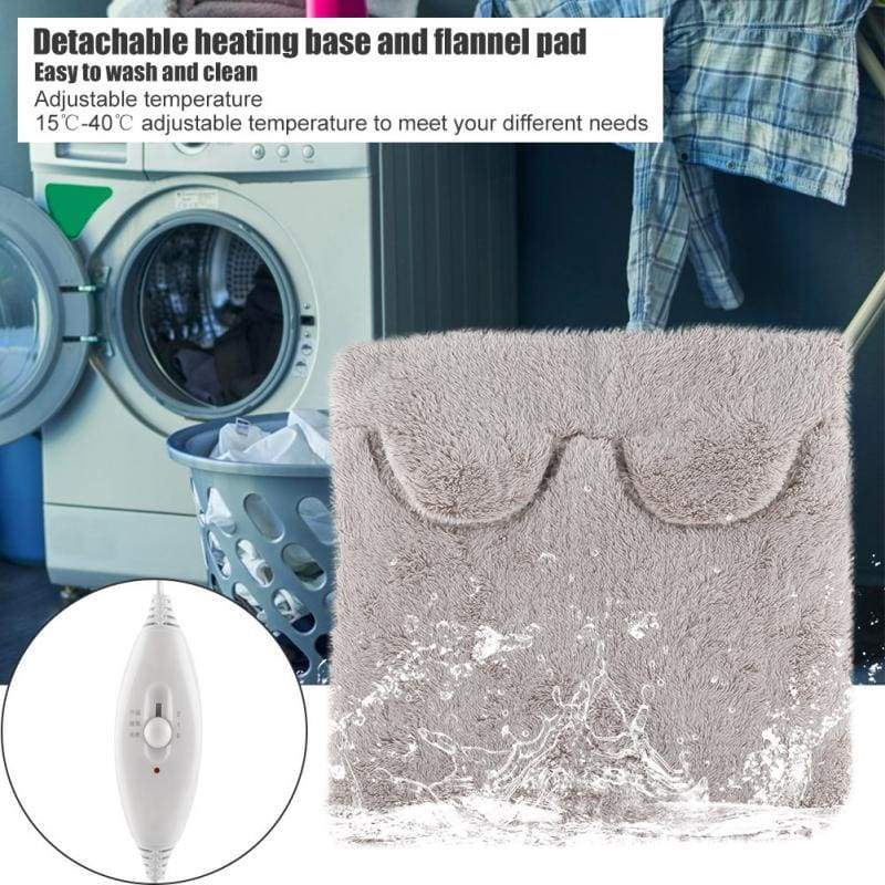 Foot and Hand Warmer Heating Cushion - Electric Heating Pads
