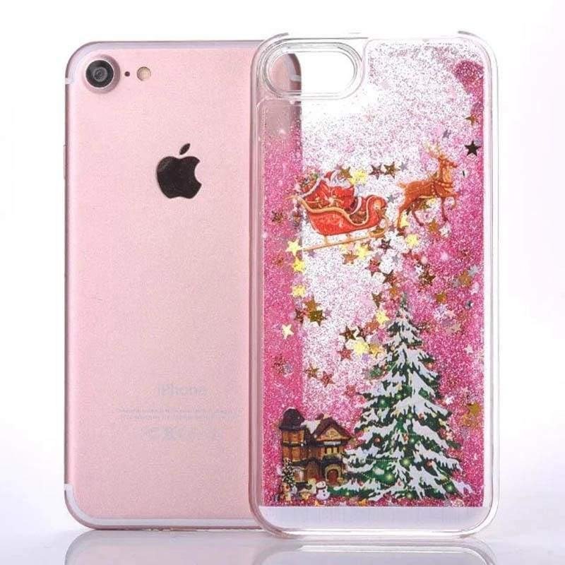Gold Snowflake Case - Fitted Cases