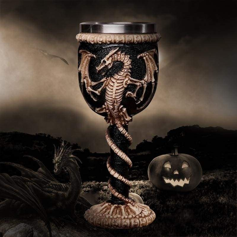 Gothic Skull Cup Just For You - G8 / 200ML - Mugs
