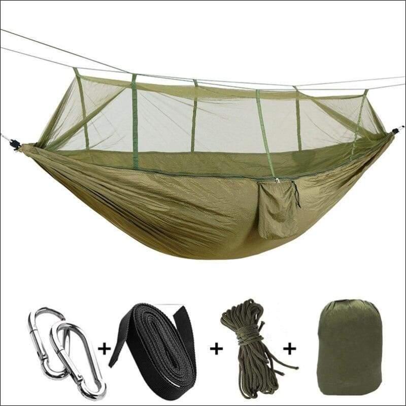 Hammock Tree Tent - army green - Hammock Tree Tent