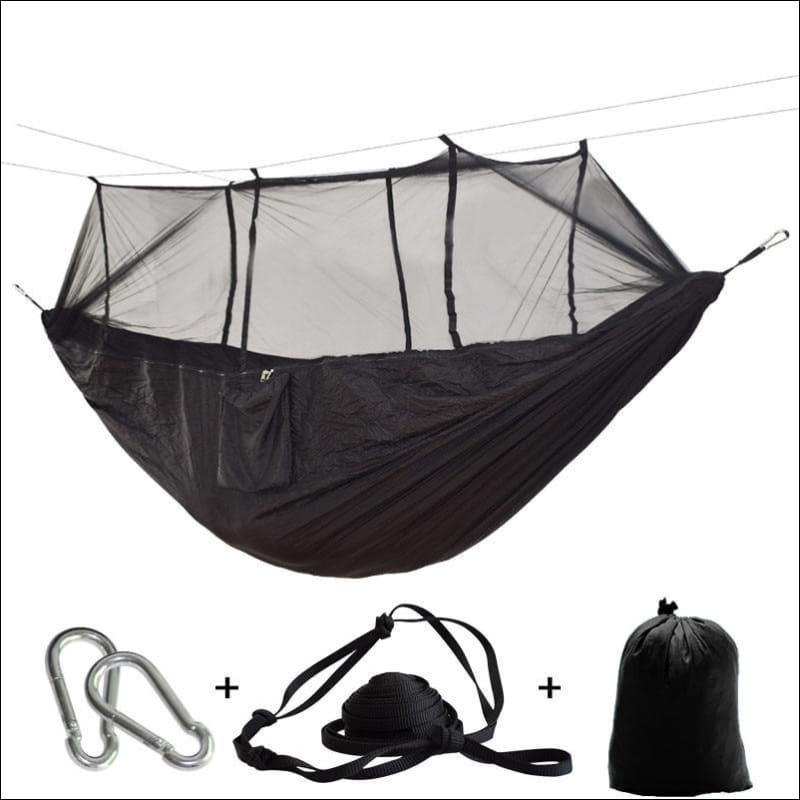 Hammock Tree Tent - Black color - Hammock Tree Tent