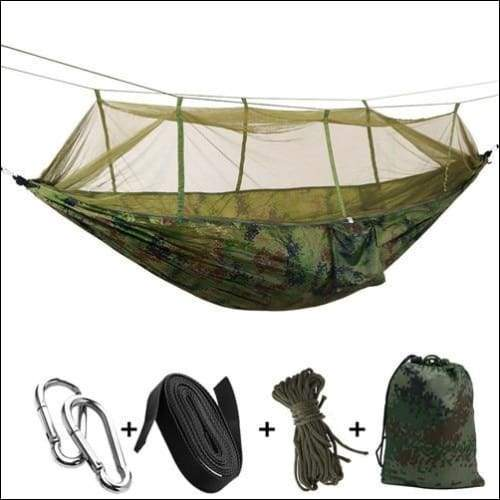 Hammock Tree Tent - camouflage - Hammock Tree Tent