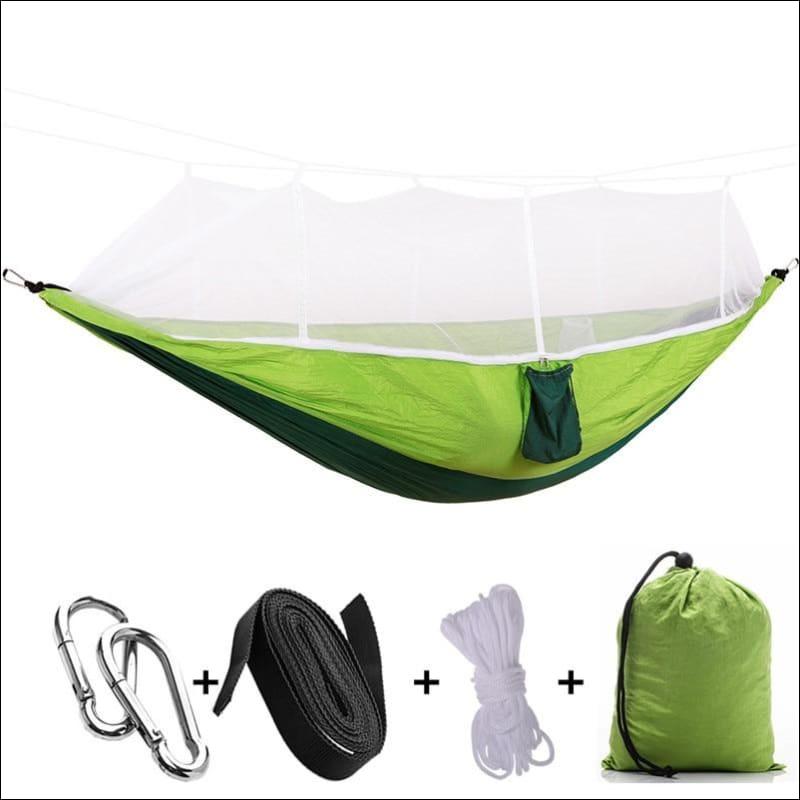 Hammock Tree Tent - green - Hammock Tree Tent
