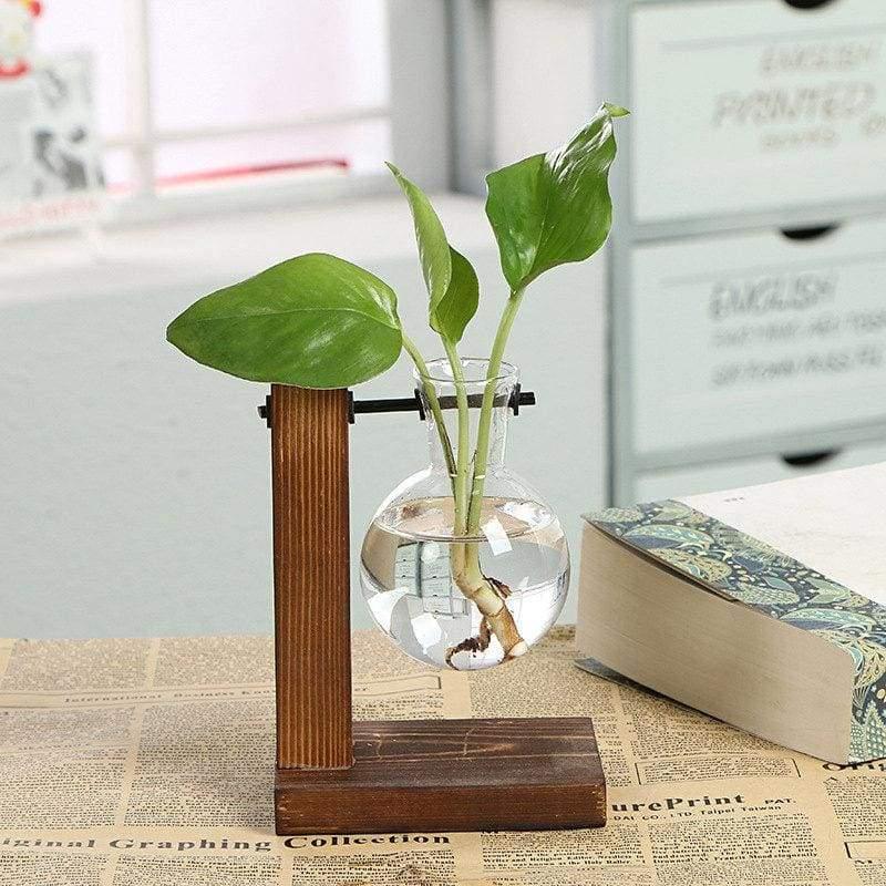 Handcrafted Desktop Vase Set - A - Vases