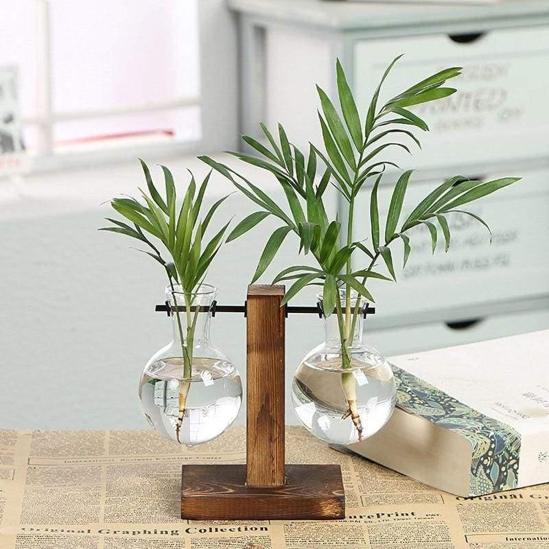 Handcrafted Desktop Vase Set - B - Vases