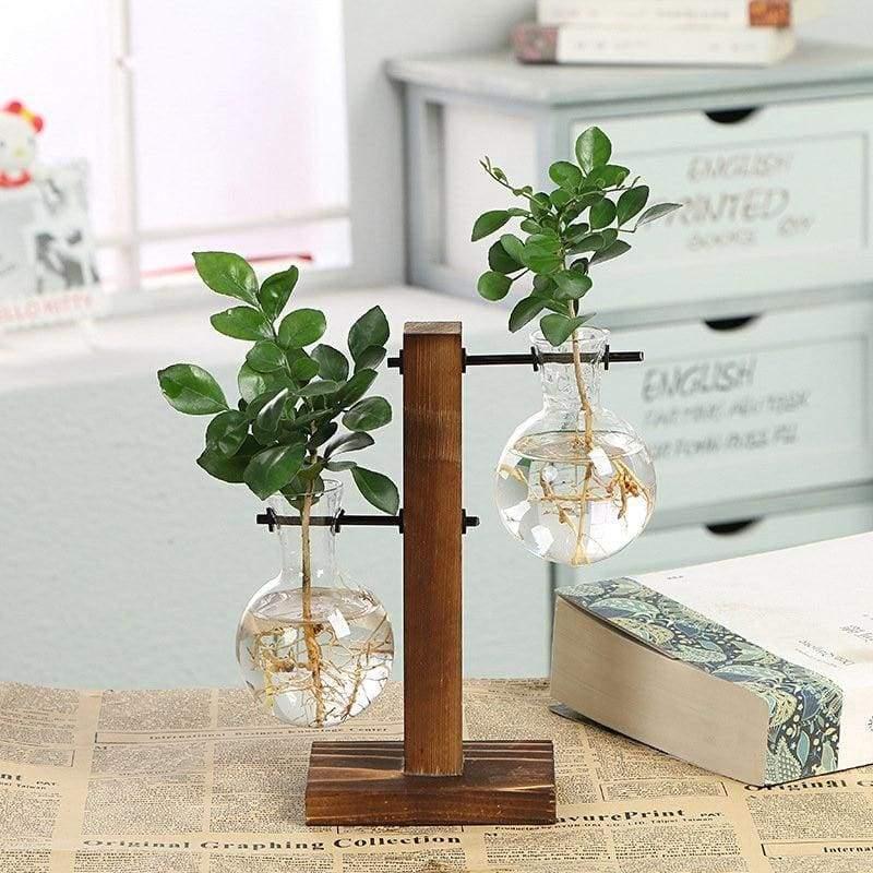 Handcrafted Desktop Vase Set - C - Vases