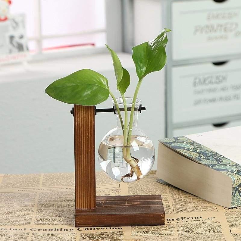 Handcrafted Desktop Vase Set - Vases