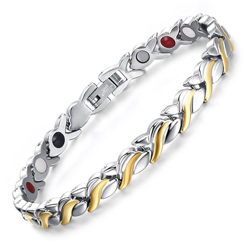 Health Magnetic Bracelet - 10205 - Hologram Bracelets