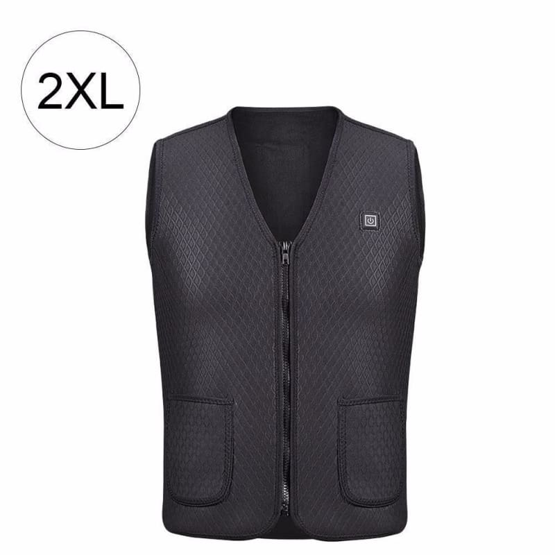 Heated Hunting Vest Just For You - XXL - Heated Vest