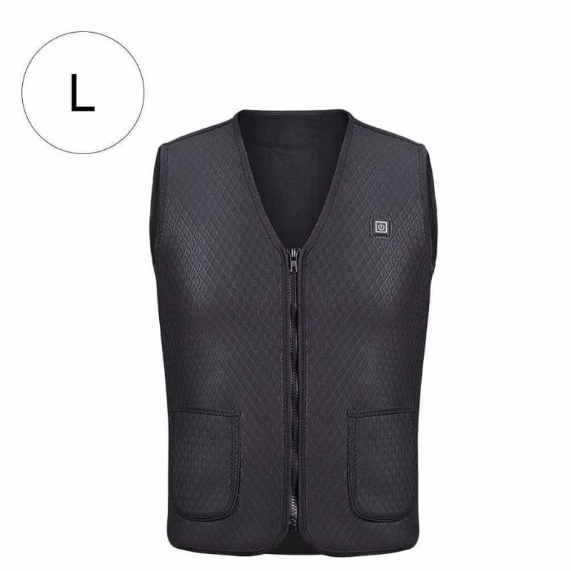 Heated Hunting Vest Just For You - L - Heated Vest