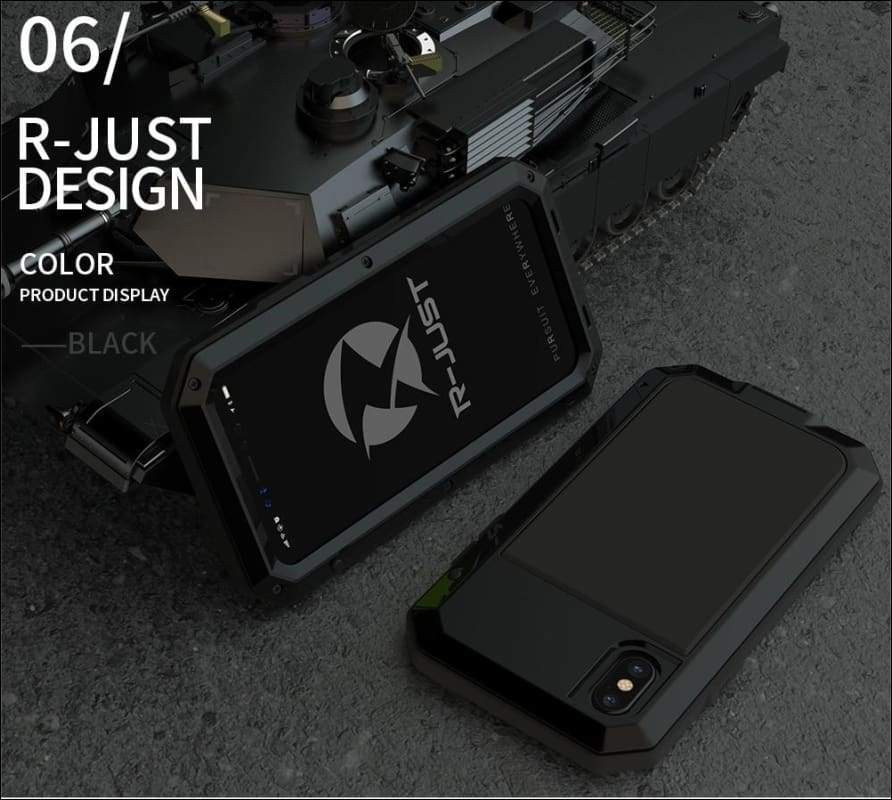Heavy Duty Protection Case for iPhone - Fitted Cases