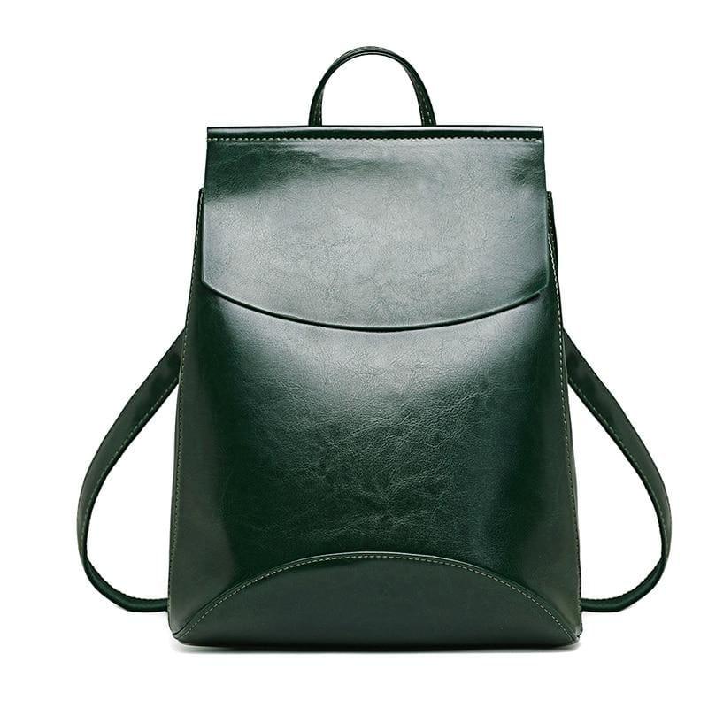 High Quality Women Backpack - Green - Backpacks