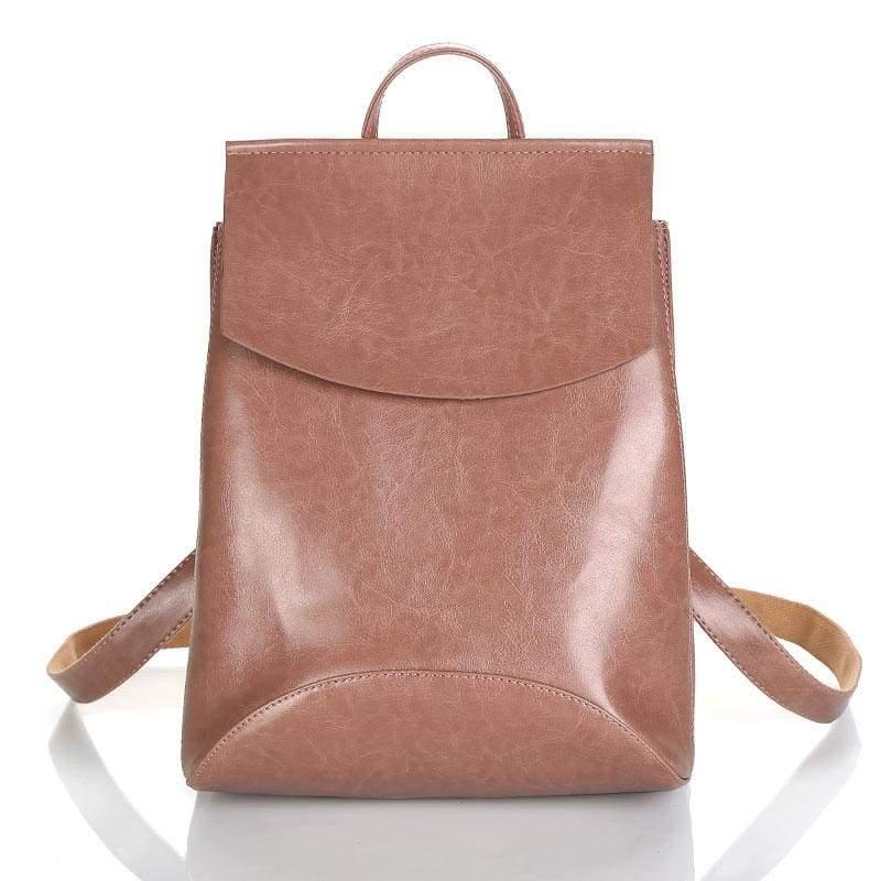 High Quality Women Backpack - Dark Pink - Backpacks