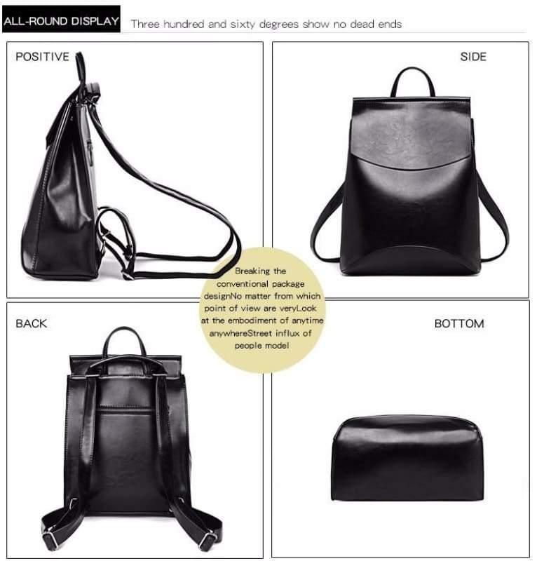 High Quality Women Backpack - Backpacks