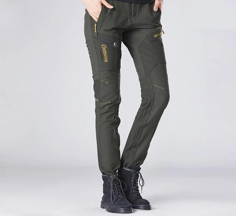 Hiking Pants Just For You - army green pants / M - Hiking Pants1