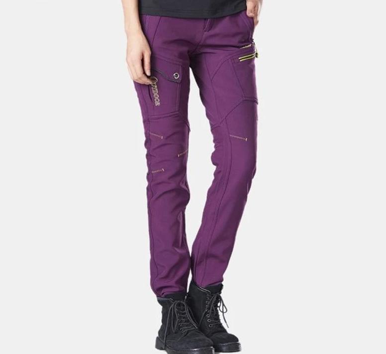 Hiking Pants Just For You - purple pants / M - Hiking Pants1