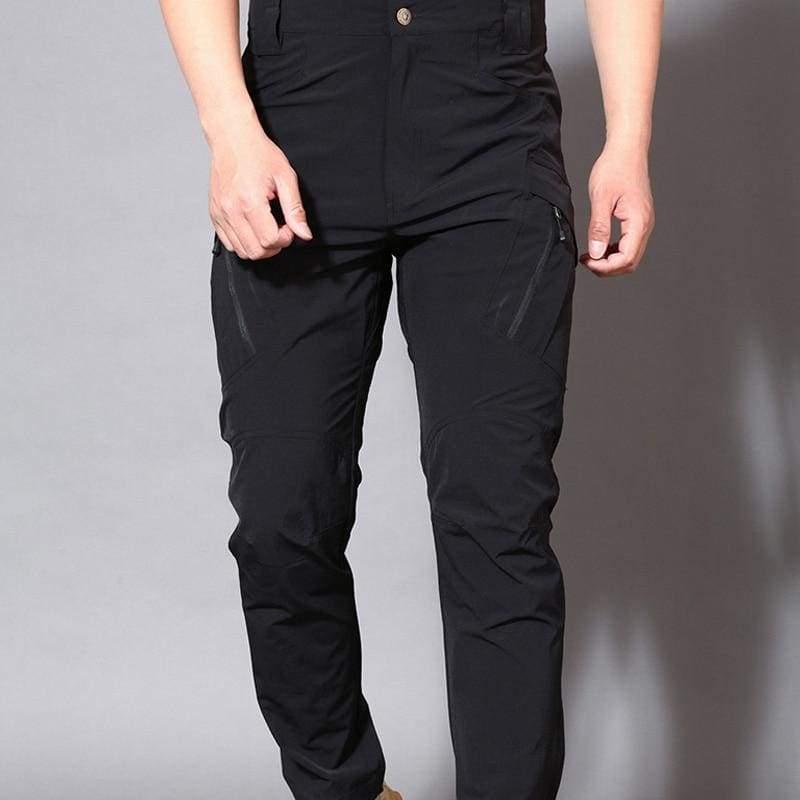 Hiking Pants Waterproof Just For You - ix9 black / S waist73 to 77cm - Hiking Pants1