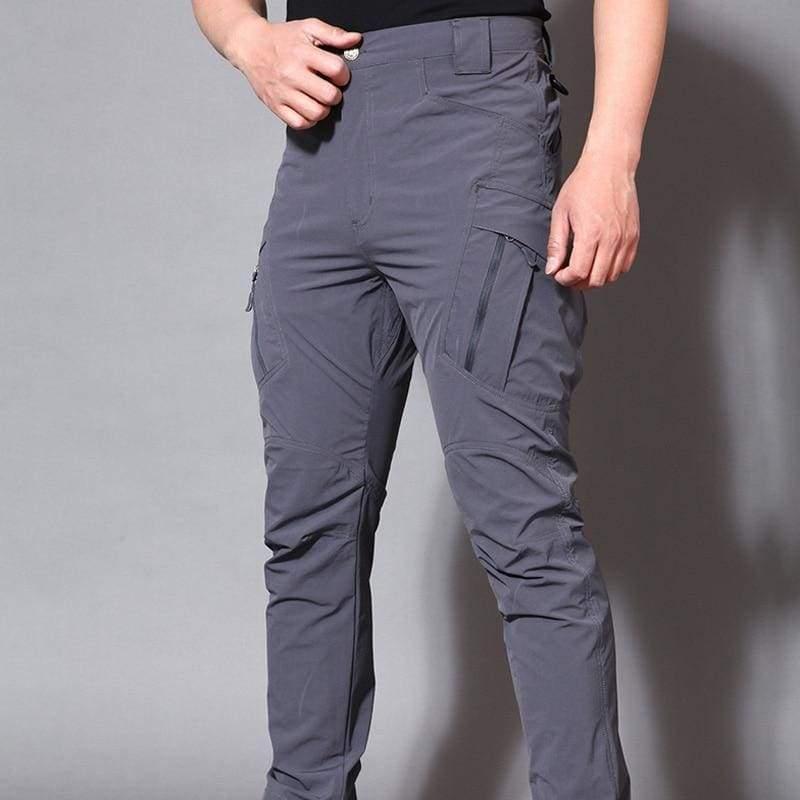 Hiking Pants Waterproof Just For You - ix9 gray / S waist73 to 77cm - Hiking Pants1