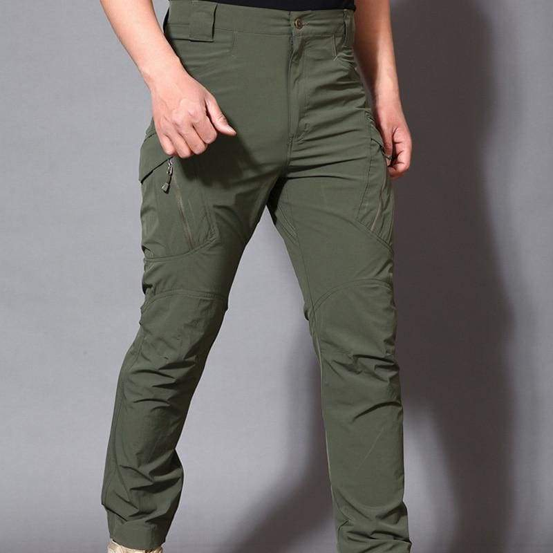 Hiking Pants Waterproof Just For You - ix9 green / S waist73 to 77cm - Hiking Pants1