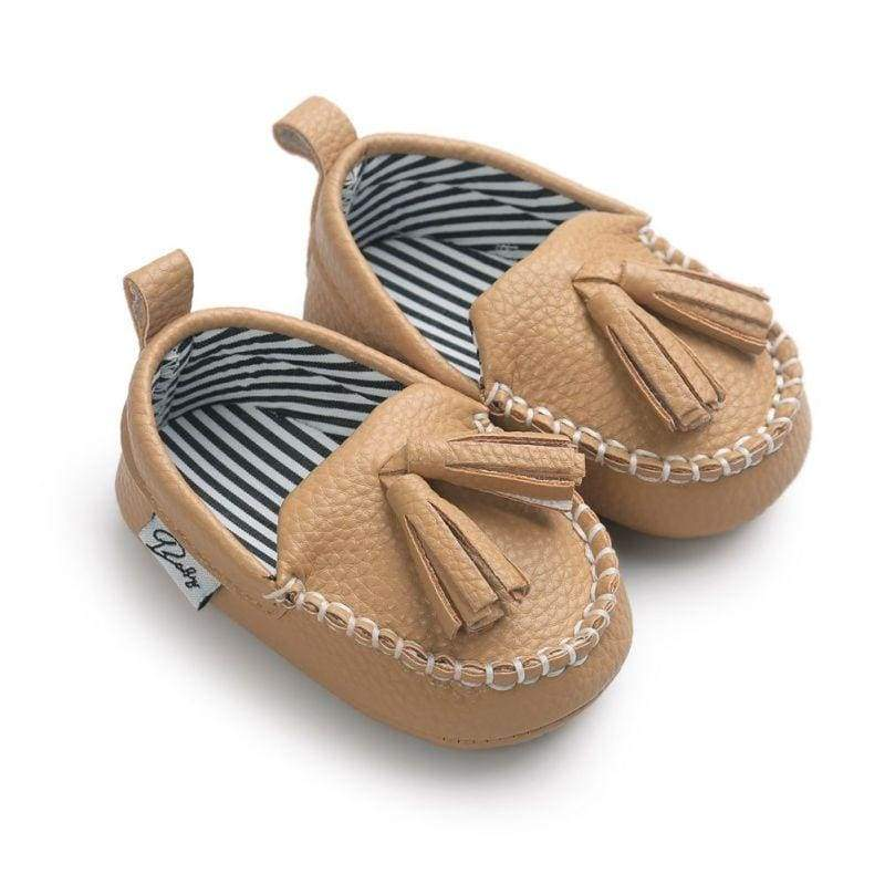 Infants Soft Sole Sneakers - First Walkers