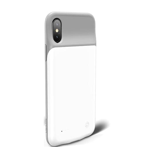 Iphone Battery Case - White - Battery Charger Cases