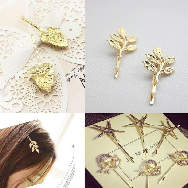 Jewelry Hairpin Just For You - A - Hair Clips & Pins