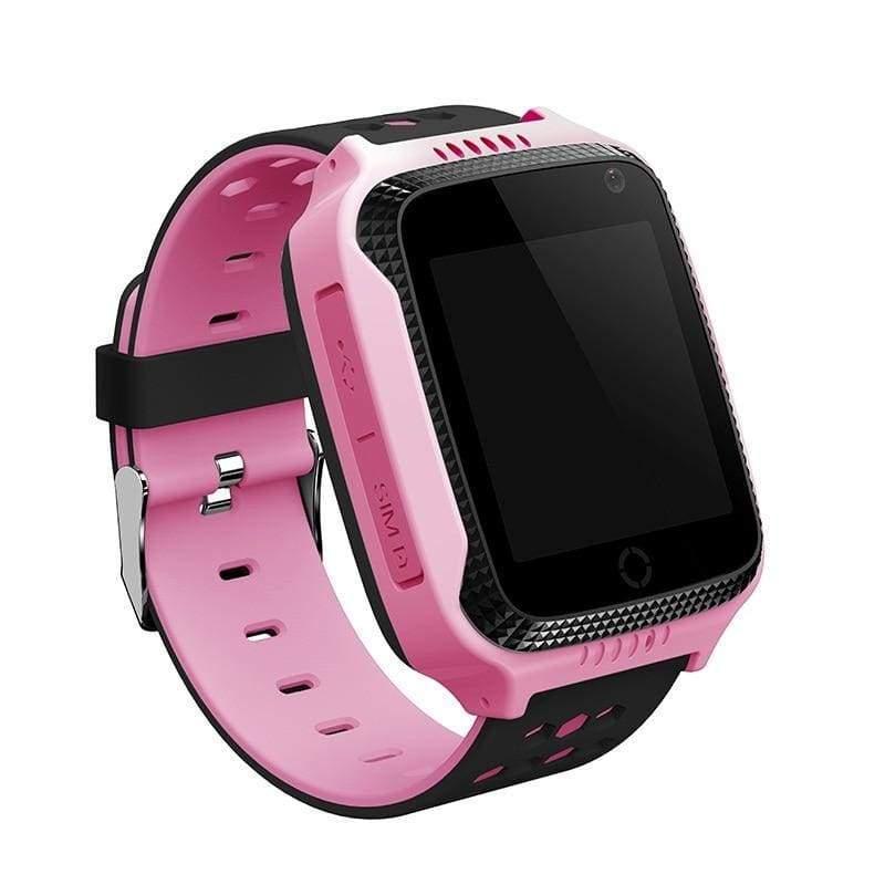 Kids Smart Phone Watch - Pink - kids smartwatch