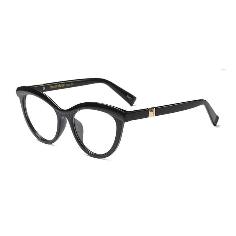 Ladies Eyebrows Square Glasses - 1 - Eyewear Frames