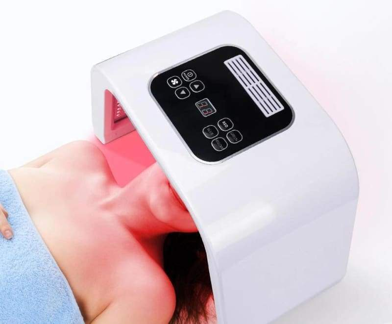 Light Therapy Beauty Machine Just For You - US Plug - LED Light Therapy Mask