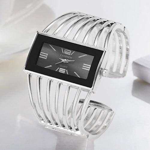 Luxury Fashion Watch Rose Gold Bangle Bracelet - gold gold - Womens Watches