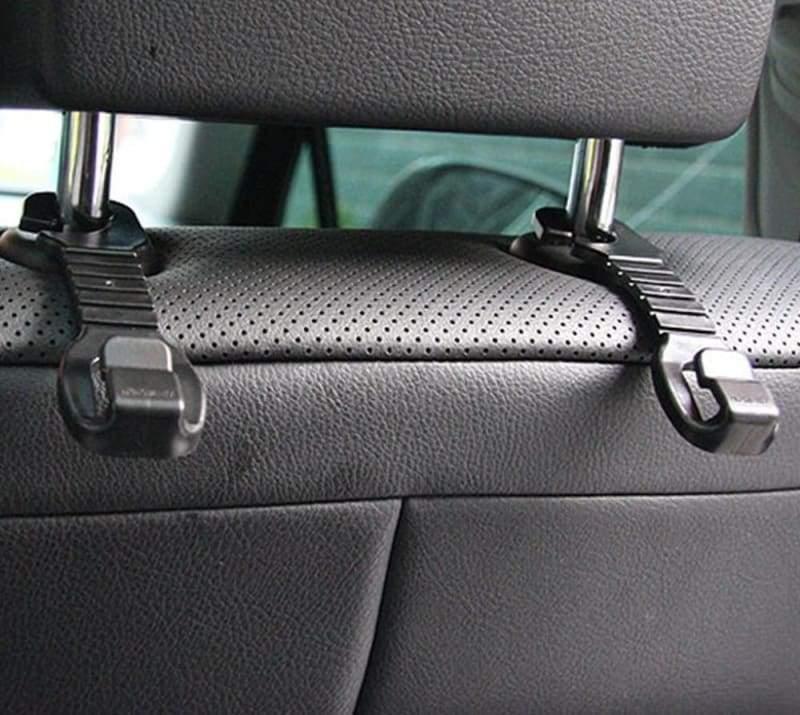 Magic headrest hooks - Auto Fastener & Clip