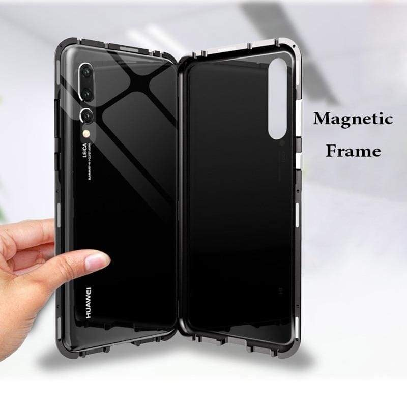 Magnetic Adsorption Case for Huawei - Fitted Cases