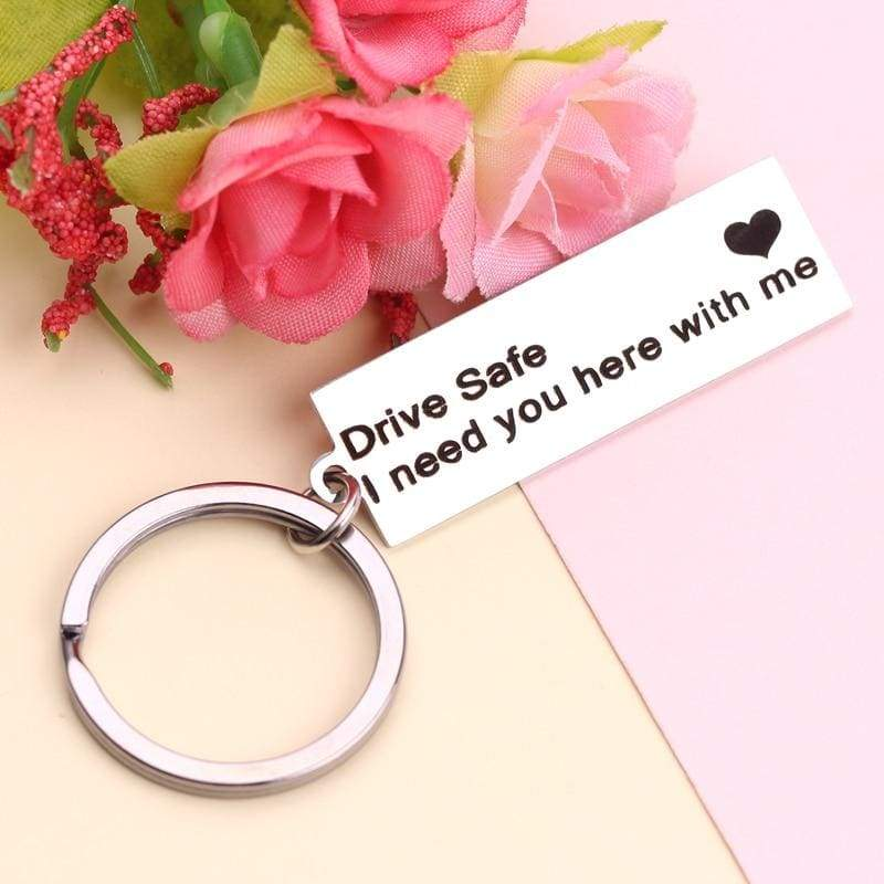 Moment in time keychain - customize S - Key Chains
