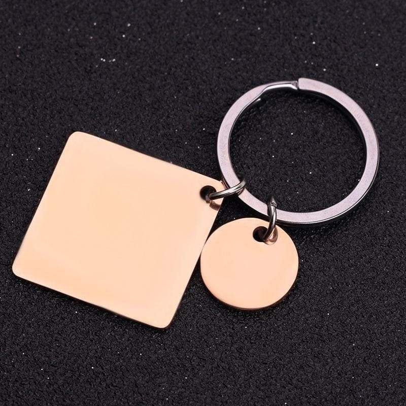 Moment in time keychain - Key Chains