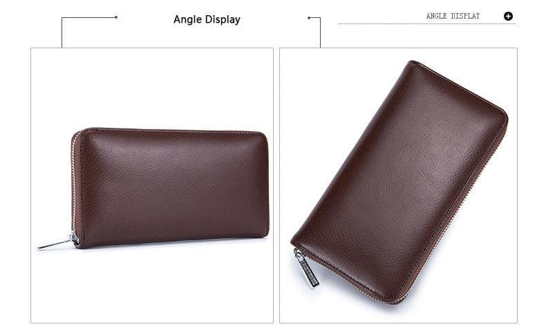 Multi Card Holder Wallet - Card & ID Holders