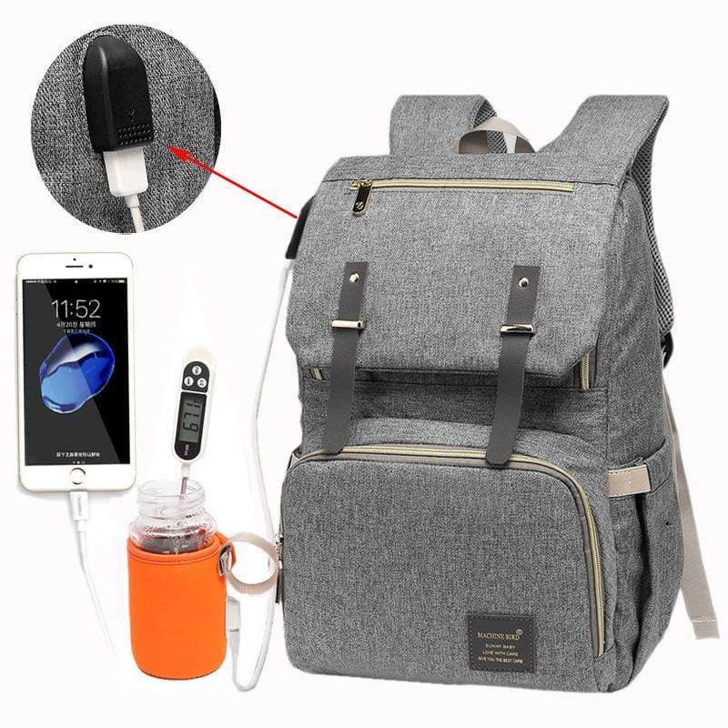 Multi-Function Diaper Bag - Diaper Bags