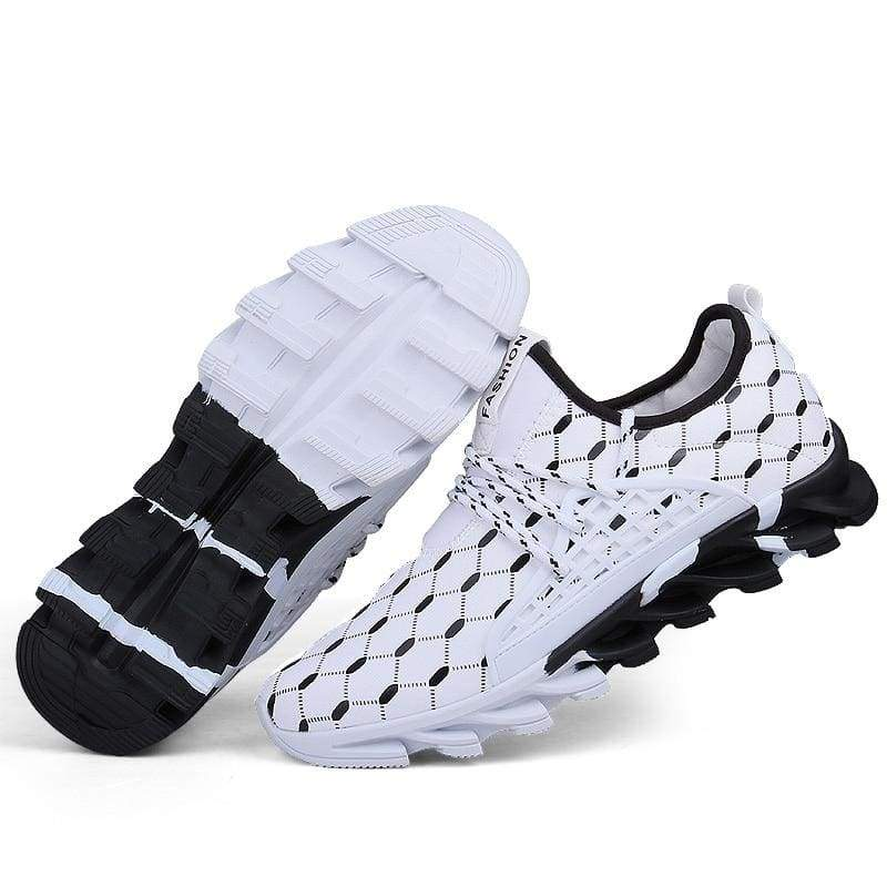 Non-slip Network Running Shoes - Running Shoes