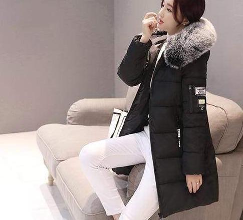 Parka Winter Coats Women Just For You - Black / XS - Women Coat