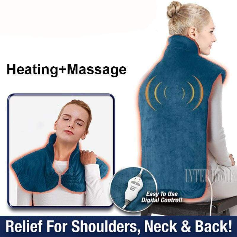 Perfect Relief Heat Wrap - Massage & Relaxation
