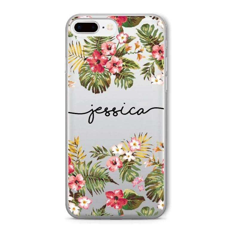 Personalized Custom Name iPhone Case - 3-Black Text / For Samsung S7 - Fitted Cases