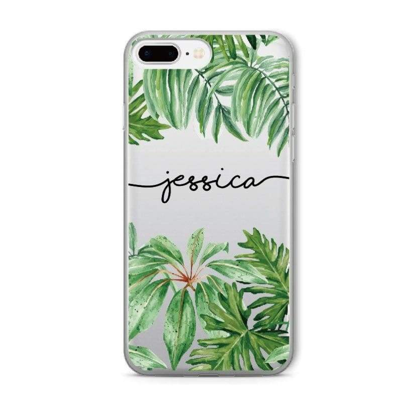 Personalized Custom Name iPhone Case - 4-Black Text / For Samsung S7 - Fitted Cases