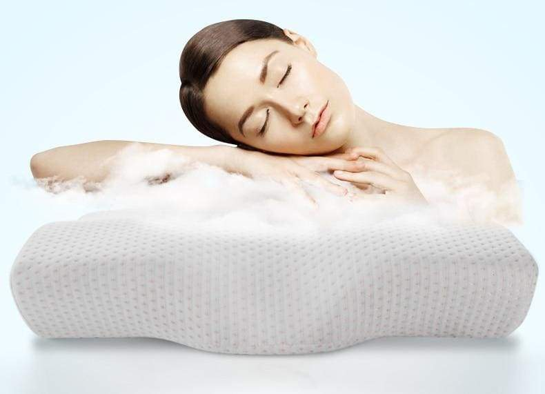 Protection Neck Pillow for Bed - Travel Pillows