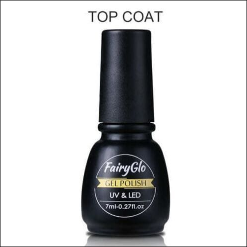 Pure Color Gel Nail Polish UV Gel Polish - Top - Nail Gel
