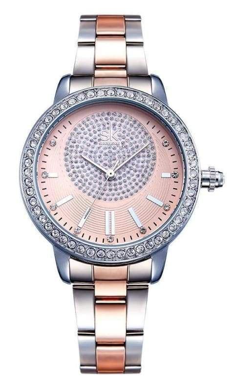 Rose Gold Watch Just For You - 11K0075L01SK - Womens Watches